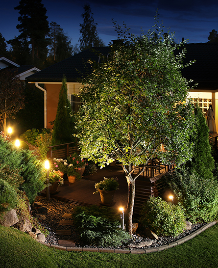 Outdoor Lighting in Jacksonville FL & McDonald Electric | Landscape Lighting | Jacksonville FL